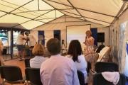 Konferencja podczas Festiwalu Brokułowego